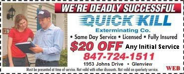$20 Off any initial service