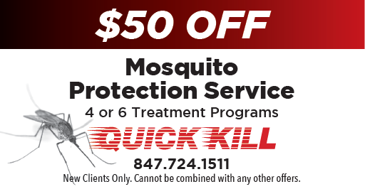 $50 Off Mosquito Protection